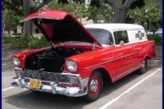 Gary and Judy Howard's 1956 Sedan Delivery