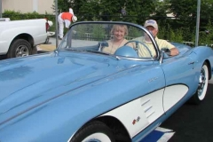 Jim and Judy's 1960 Corvette FI Roadster