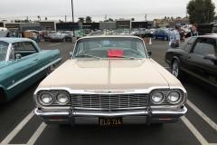 Sabrina and Jim Karras' 1964 Impala SS Sport Coupe
